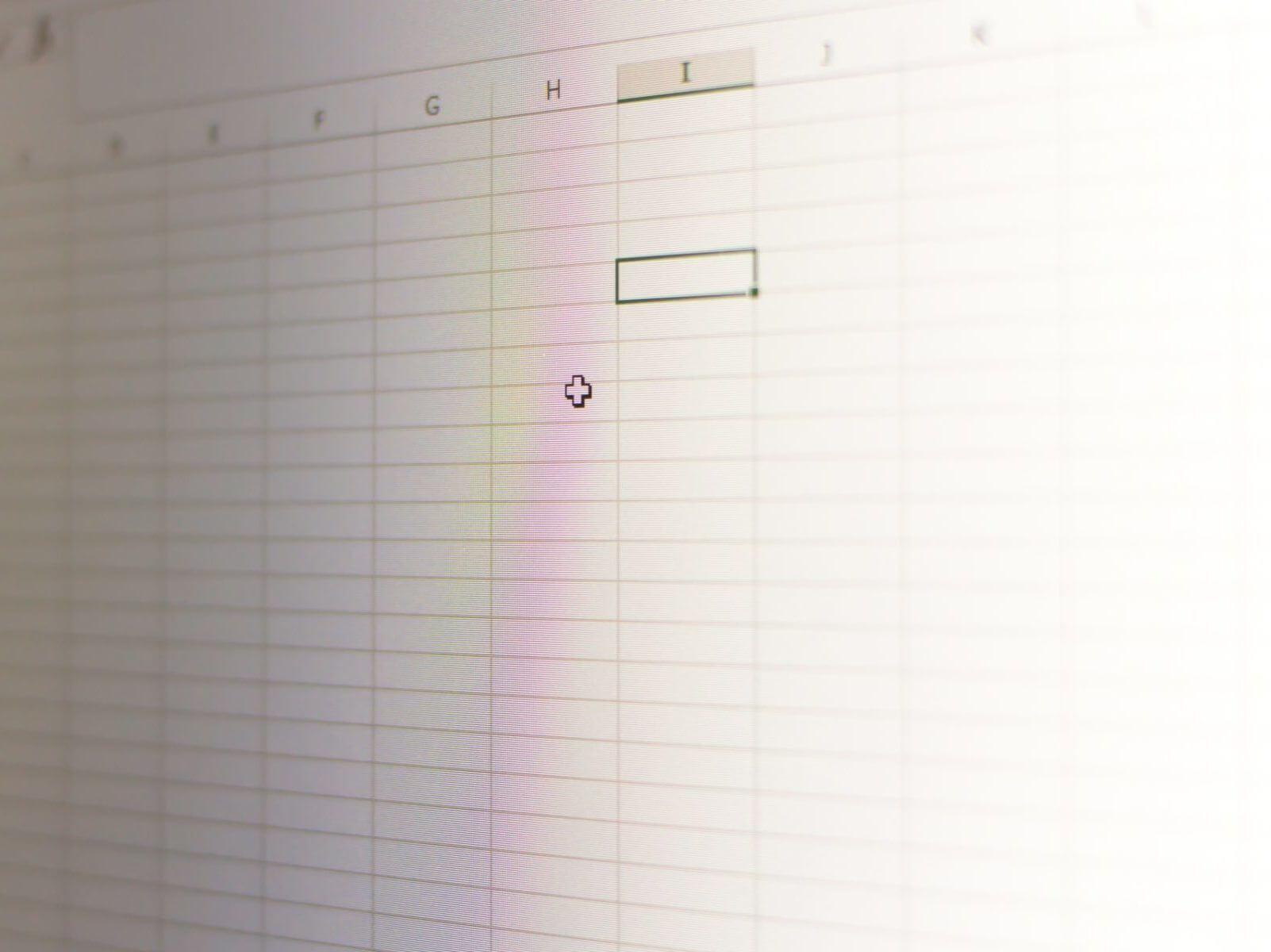 PLCラダープログラムでのアドレスマップ作成時のExcelの小技(16進数変換)