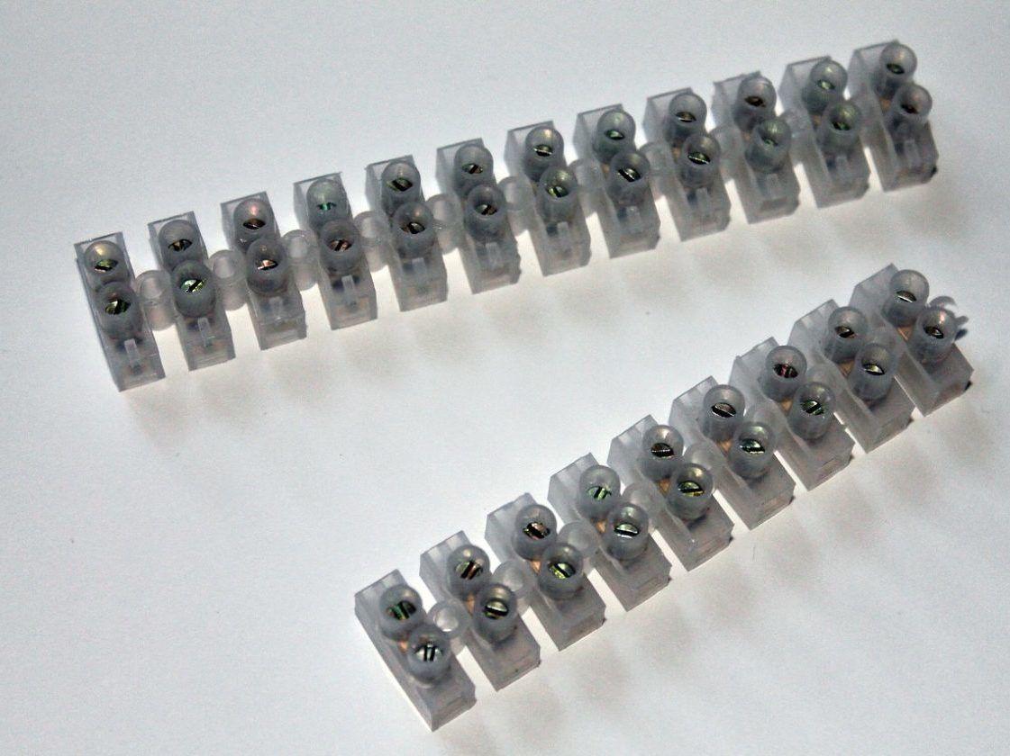 制御盤製作時の部品選定(端子台)