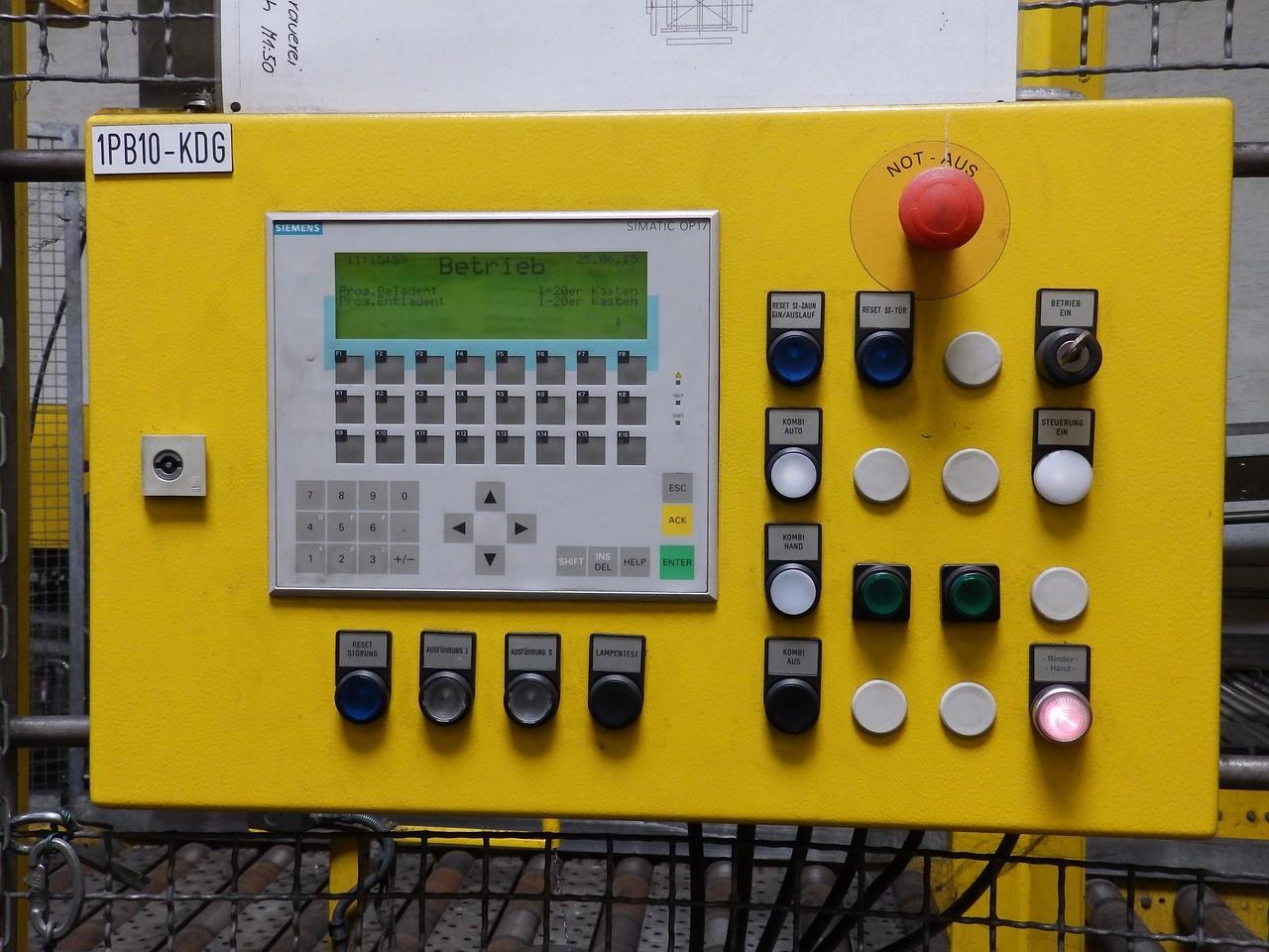 制御盤製作時の部品選定(スイッチ)