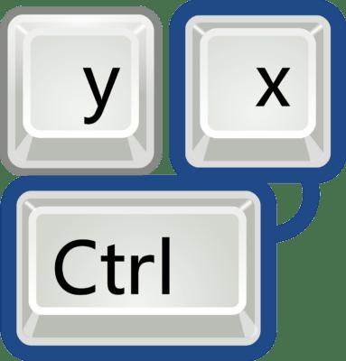 ラダー編集のショートカットキー(使用機会の多いもの)