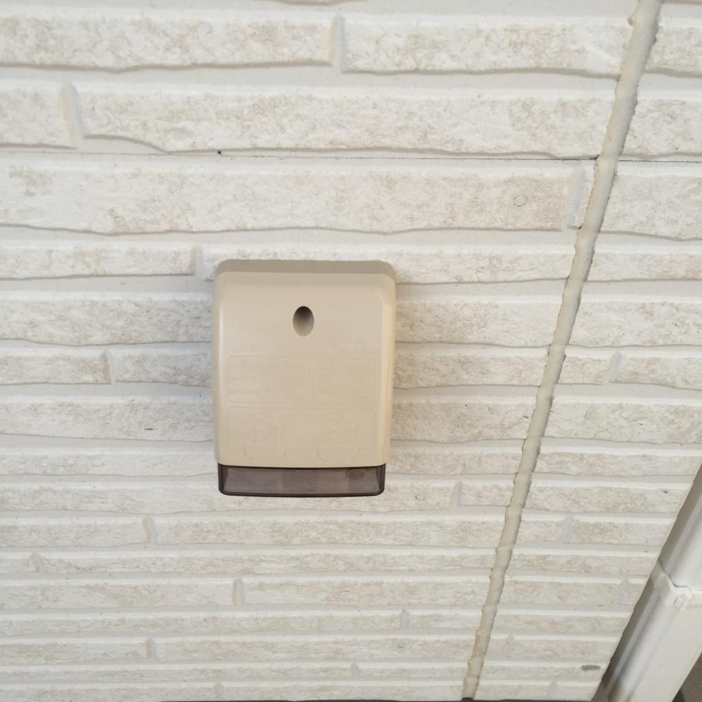 筐体構造で防塵・防水に対応する